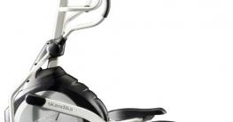 Skandika Crosstrainer CardioCross Carbon Pro Elliptical, 158 x 60 x 117 cm - 1